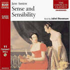 Sense and Sensibility: Unabridged by Jane Austen (CD-Audio, 2005)
