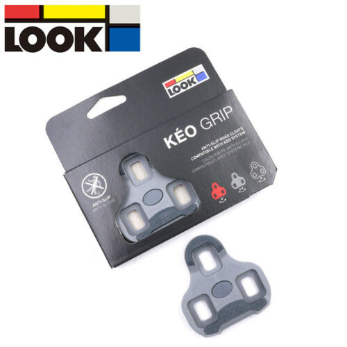 LOOK KEO Road Bicycles Lock Plate Cleats For LOOK KEO SPD System Ultralight