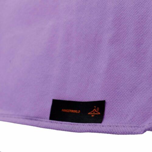 Hangerworld ™ 72 in Respirant Lilas Robe De Mariage Housse Robe Vêtement Vêtements Sac environ 182.88 cm