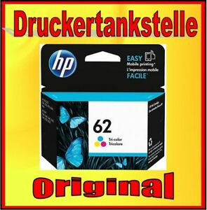 Cartuccia-Originale-hp-62-Color-C2p06ae-Officejet-5742-5743-5744-5745-8040-8045