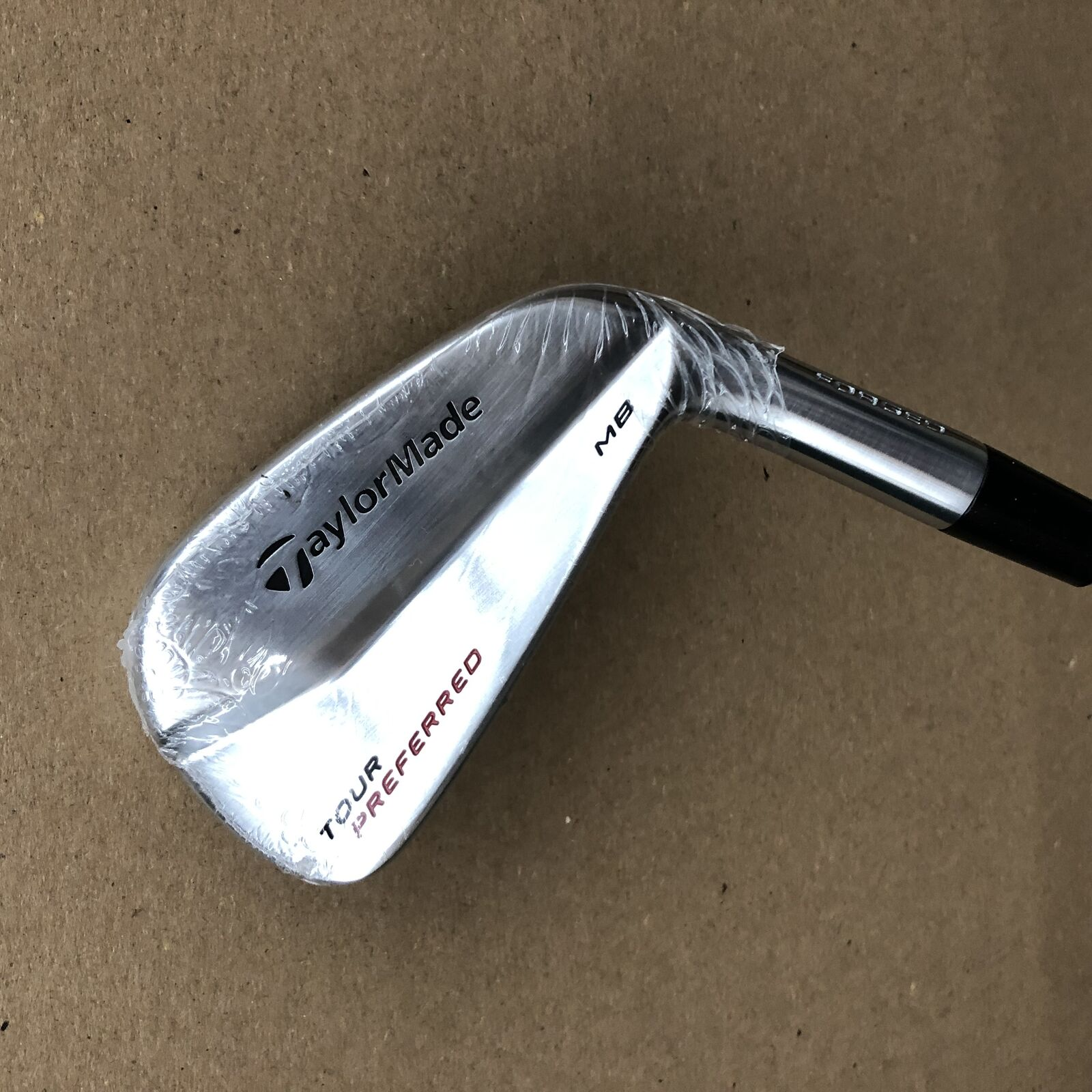 New TaylorMade 2014 Mb Tp  3 single de  hierro acero GS95 regular Flex Lamkin Agarre  precios al por mayor