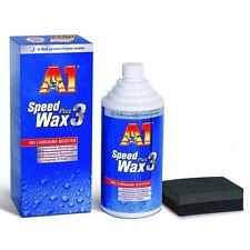 (26,46€/L) DR.WACK A1 SPEED WAX PLUS 3 AUTO WACHS LACKSCHUTZ 500ML 2730