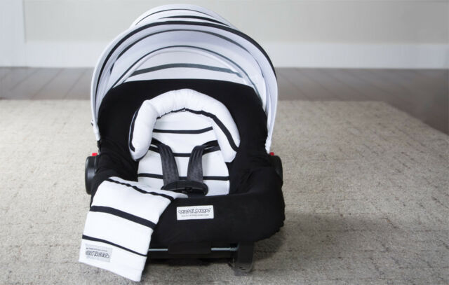 Carseat Canopy Caboodle Infant Car Seat Canopy Cover 5 Piece Set