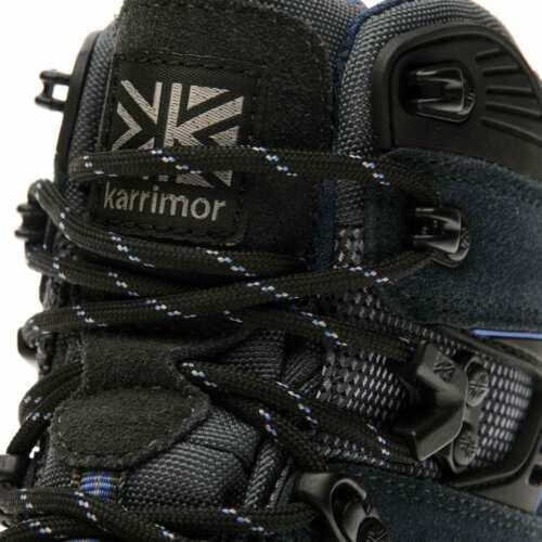 Femme Karrimor Leopard WTX Walking Bottes Lacets Imperméable Neuf