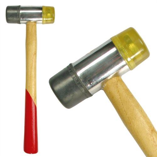Ausbeulhammer Schonhammer Gummihammer Kopf Ø 35 mm 300 g Hammer Beulen Dellen