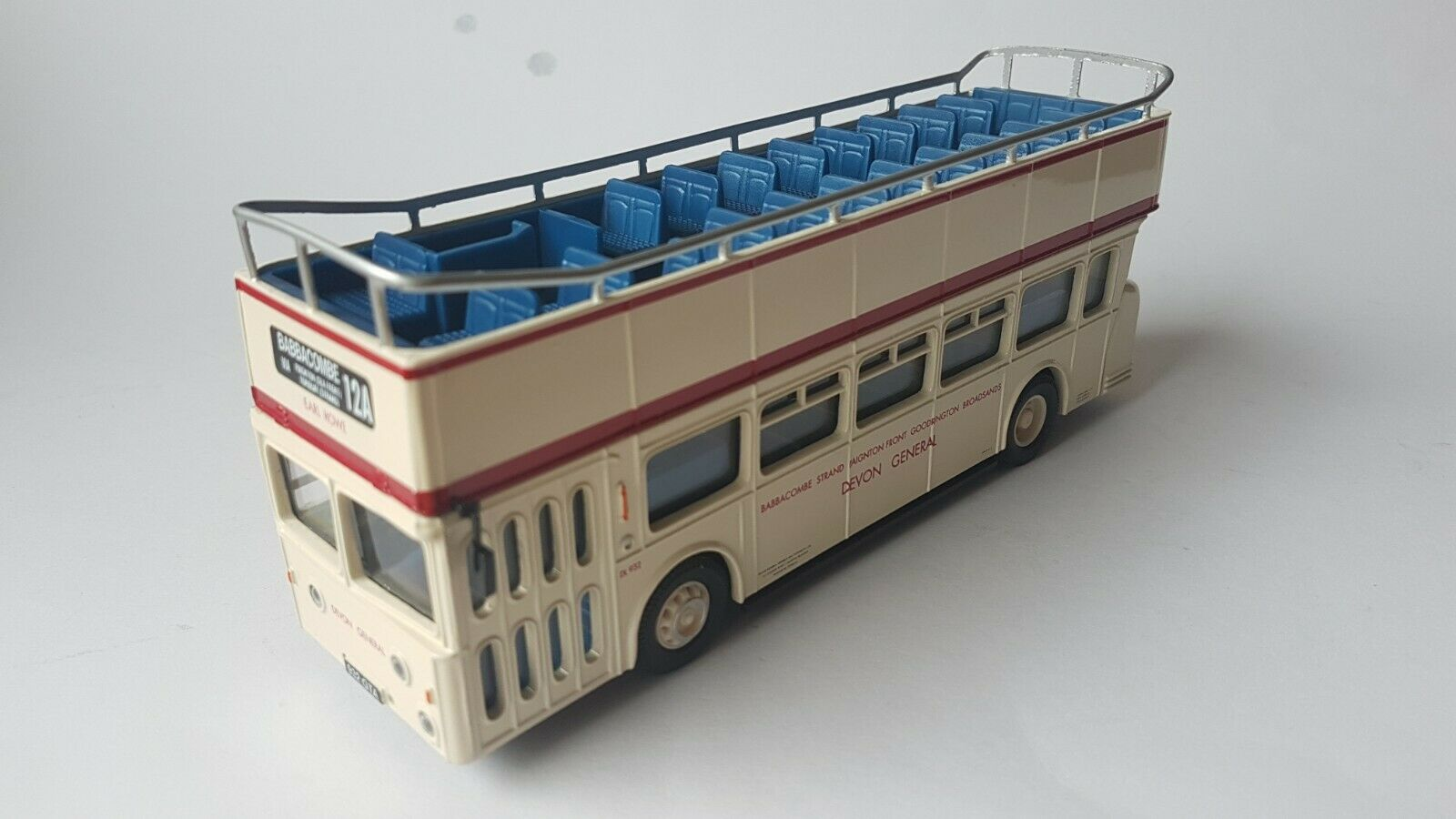 Corgi bus Devon général  Babbacombe  1 50