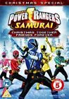 Power Rangers Samurai Christmas Together Friends Forever 5030697025272 DVD