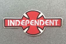 Independent Truck Company OGBC Skateboard Patch 6in Adhesive Iron on Patch si