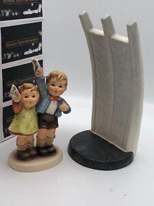 Hummel-Figurine-153-0-Good-Bye-Air-Bridge-7-1-2in-1-Choice-Top-Condition