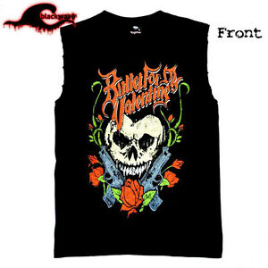 Bullet-For-My-Valentine-New-Rockabilly-Modified-Cut-Off-Band-Singlet
