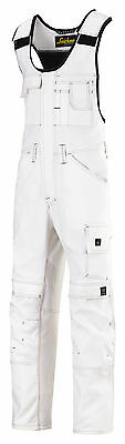 Snickers Onepiece Painters Work Overalls with Kneepad Pockets.  UK DEALER-0375