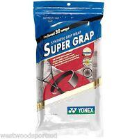 Yonex Super Grap Red (30 Pack) Wrap