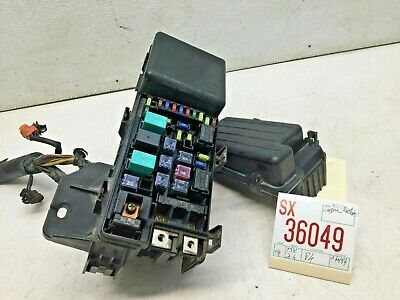 2004 acura tsx fuse box acura tsx 2 4l engine bay relay compartment fuse box junction oem  acura tsx 2 4l engine bay relay