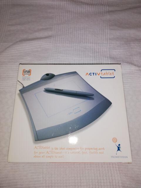 Promethean activtablet - FT-0405-U06 -01- tablet & pen
