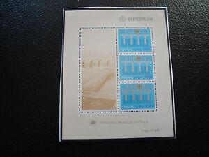 ACORES-timbre-yvert-et-tellier-bloc-n-5-n-Z11-stamp