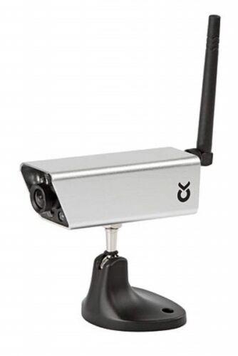 "Funkkamera Set 2,4 GHz Monitor 7,0/"" Kerbl 1088 Kamera Überwachungskamera"