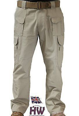 AIRSOFT EMERSON TROUSERS TRAINING COMBAT PANTS TROUSERS EMERSON TAN KHAKI 34-36 CRYE STYLE dd5fc0