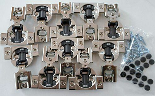 10 Pcs Five Pairs Soft Close Blum Blumotion Press In Hydraulic Compact Hinge