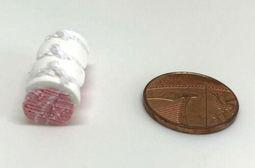 Dolls House miniatura LOMBO di maiale DD009 degli oggetti ulteriori P /& P Gratis