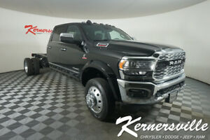 2021 Ram 4500 Chassis Limited 12in 84CA