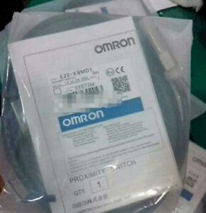 1PC New OMRON proximity switch E2E-X8MD1-M1G free shipping #C03