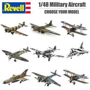 Revell-1-48-Military-Plastic-Model-Kit-Kit-Choice