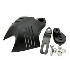 V-Shield Horn Cover for Harley Touring Models Electra/Road Glide Road King Black
