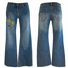 Top Trend  JEANS+++W27-Gr. 34+++  Bootcut JEANS Love  Trend  Schlag