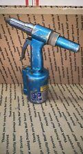 Vintage Grand Performance Tool Pneumatic Rivet Gun 86s01 532 Collet Usa Made