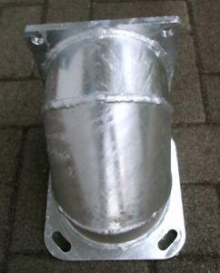 Bogen-verzinkt-kurz-geschnitten-fuer-Guellefass-Andockarm-Befuellhilfe-Biogas