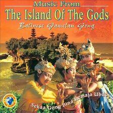 Music from the Island of the Gods: Balinese Gamelan Gong by Sekaa Gong Bina Remaja Ubud (CD, Jan-1997, Sound)