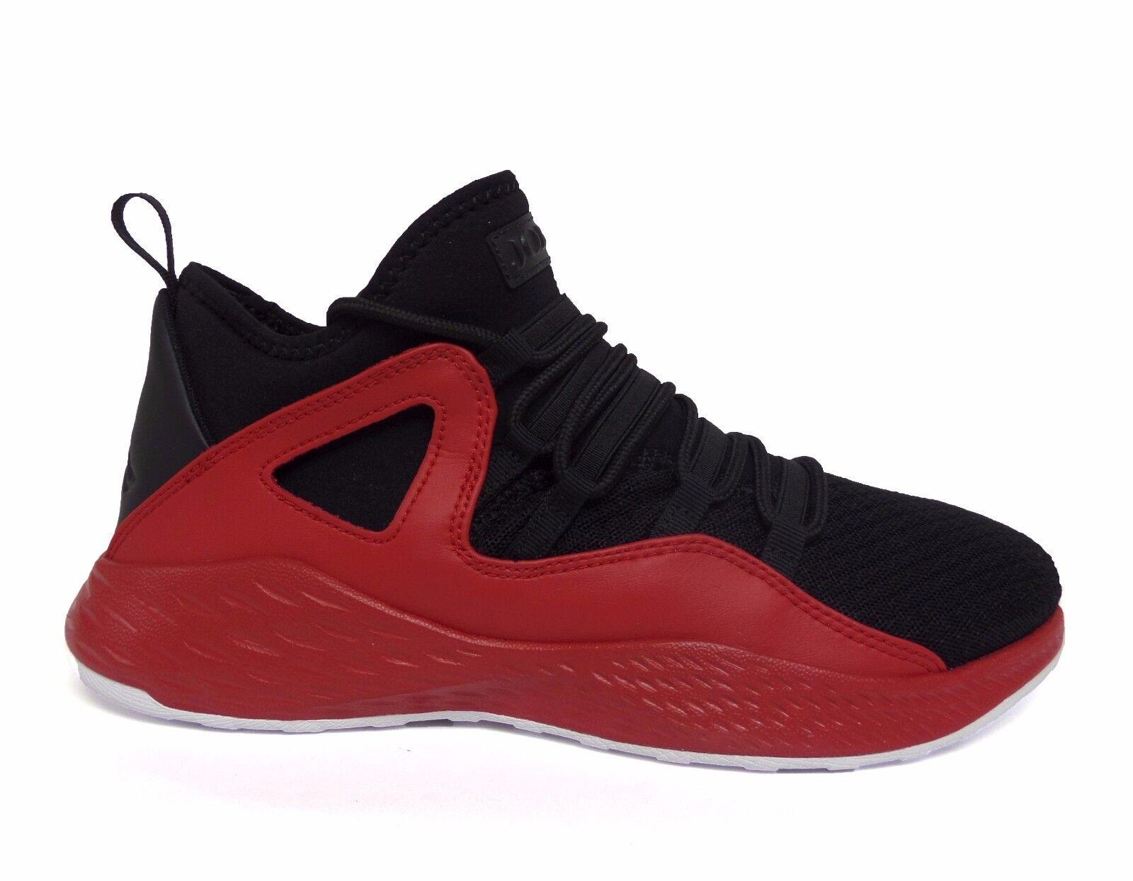 Nike Men's Black/Gym Air Jordan FORMULA 23 Shoes Black/Gym Men's Red 881465-001 b 926aaa