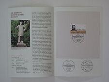 (08j31) Bund Erinnerungsblatt 2008 mit ESST Mi.Nr. 2684 Schulze Delitzsch