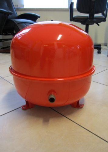 Ausdehnungsgefäß für Heizung 35 liter rot Neu lieferung frei Haus