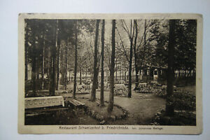 Ansichtskarte-Thueringen-Friedrichroda-1915-Gasthaus-Schweizerhof