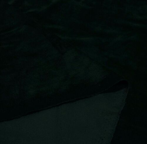 Mf43g Dark Green Soft Microfiber Velvet Bolster CASE Yoga Neck Roll COVER Size