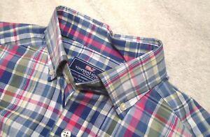 vineyard-vines-100-Cotton-Winfin-Plaid-Classic-Fit-Tucker-Shirt-NWT-XS-98-50