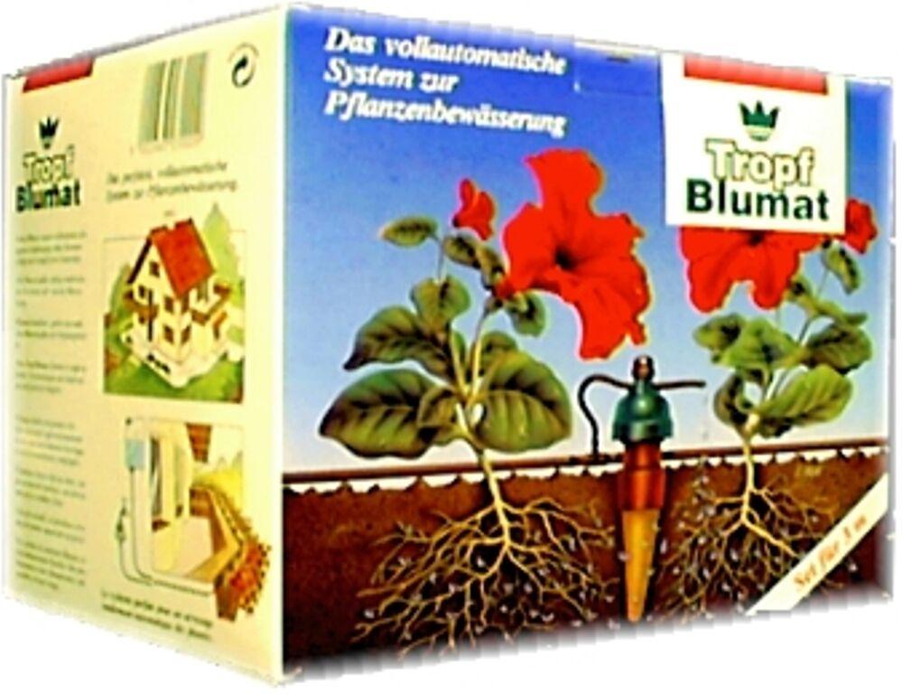 Blaumat 12er Set (für 3m.) für Grow Garten oder Balkon Bewässerung