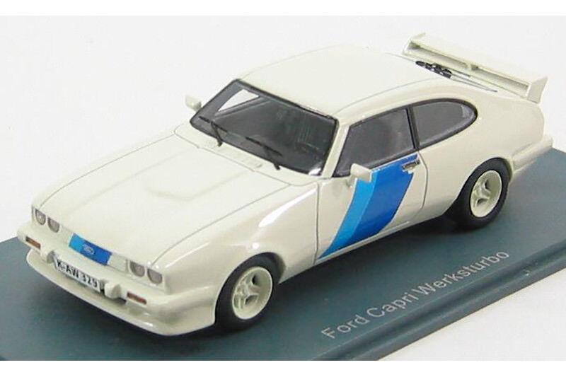 Ford Capri III Turbo Ford Motor Sport Neo Scale Models 1 43 NEO43329