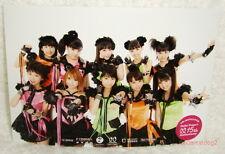 Morning Musume Wakuteka Take a chance 2012 Taiwan Promo Picture Card (photocard)