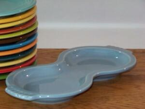 Fiesta-PERIWINKLE-Multi-Use-Figure-8-Tray-amp-or-Spoon-Rest-Discontinued-Color