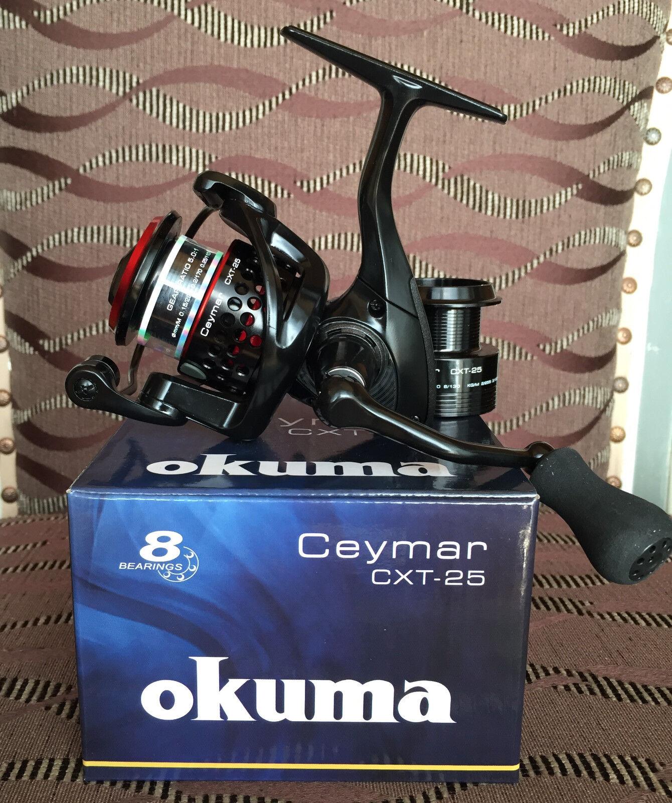 Okuma Ceymar XT CXT-25  FD Spinnrolle  60% off