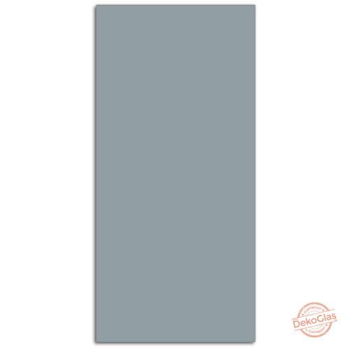 Glas-Magnettafel DekoGlas 34x72 Magnetwand Pinnwand Schreibtafel Grau 54076