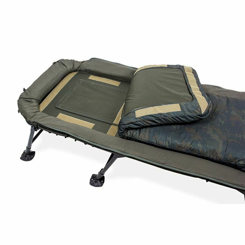 Nash Indulgence Matelas Feuille Ss4 Large   Pêche à  la Carpe  perfect