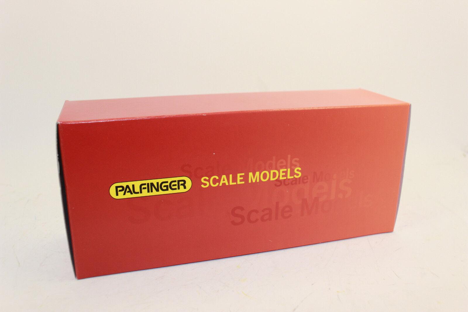 Conrad Conrad Conrad 71193 02  Palfinger PK 100002 + MAN 4achs yellow  1 50 NEU in OVP 673ba8