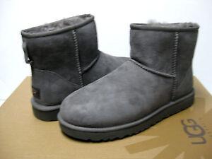 42 Boots Ugg Mini Dames 9 5eu 11uk Classic Grey Us QdxeWorCB