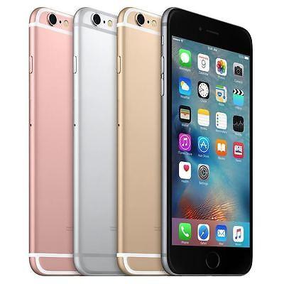 Apple iPhone 6 Plus 6+ 6 5S 5C 4S Sim Free(Factory Unlocked) 4G Smartphone Phone
