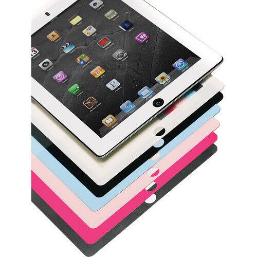 Rolling Ave Bubee Bubble-Free Screen Protector for iPad2 iPad3 New iPad Magenta