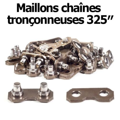 """.058   20 maillons. Maillons de chaîne tronçonneuse 0.325/"""" Jauge"""