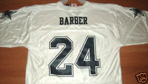 wholesale dealer 251ad b73b5 Details about MARION BARBER DALLAS COWBOYS JERSEY XL NFL